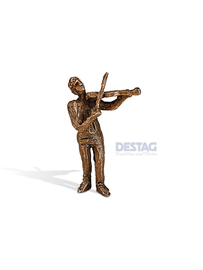 SY-060 Nr. K 019 »Musikant mit Geige«<br /> ca. 7,5 cm (h)